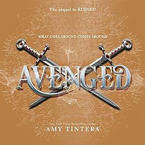 Avenged Audiobook