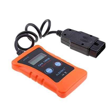 Amazon com: MonkeyJack OBDII CAN BUS Diagnostic Scan Tool Code