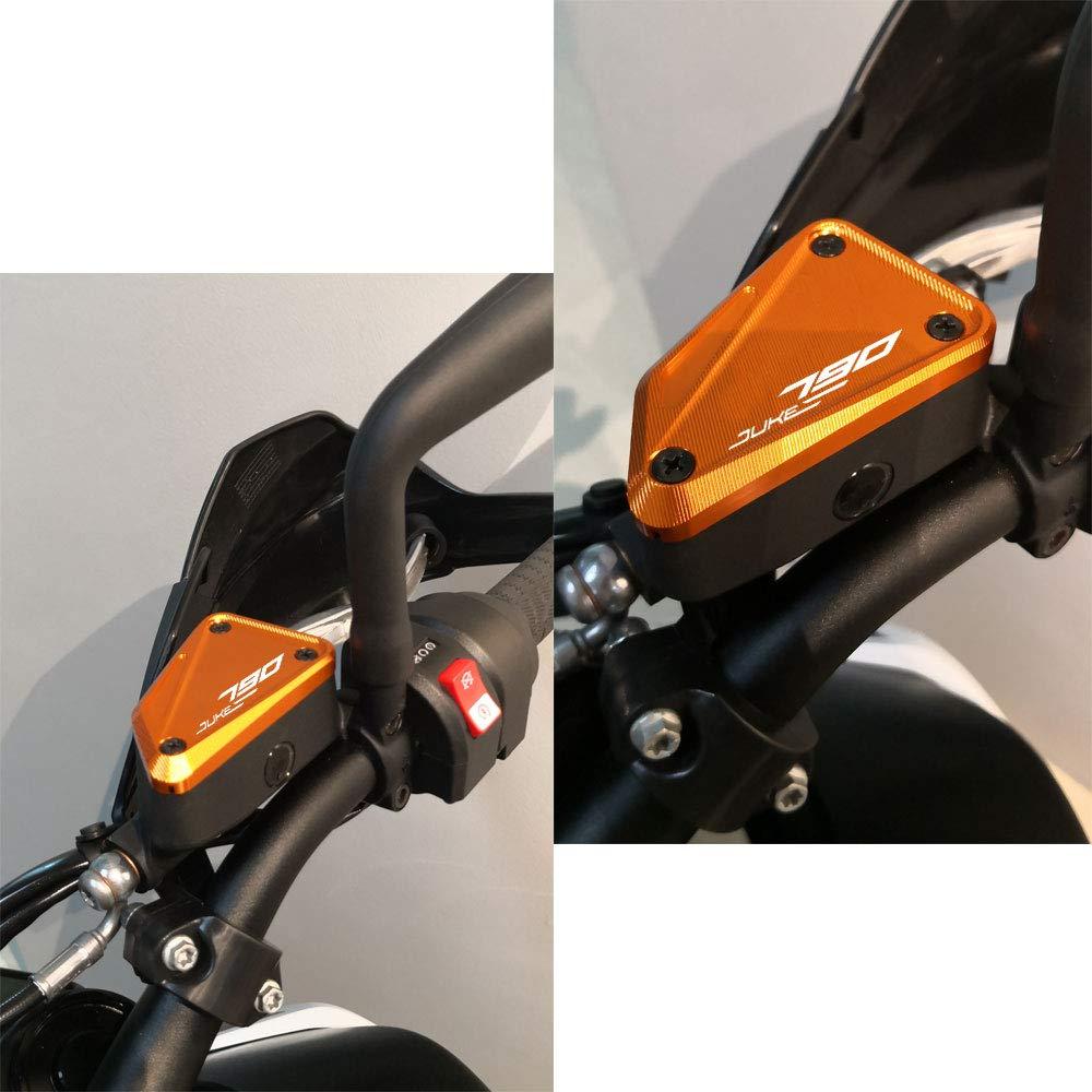 2pcs M10 *1.5 Nottolini Assen Swingarm Spool Screw Per KTM Duke 790 2018 2019 Nero