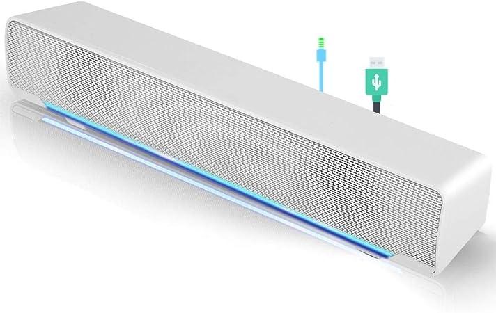 Tragbare Mini Soundbar Verkabelter Elektronik