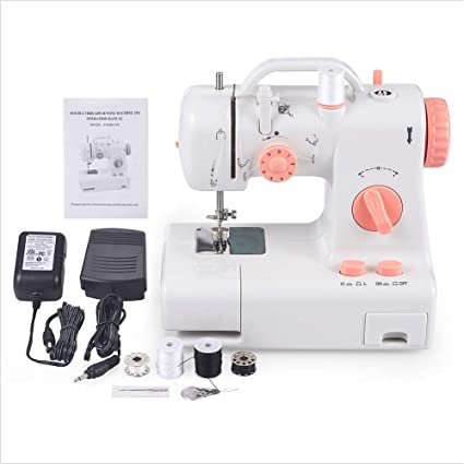 Automatic Multifunction Electric Overlock Sewing Machine Household Sewing Tool