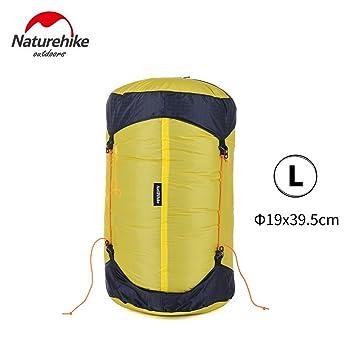 Saco de Dormir de Hike Outdoor Natural de Pack Bolsa para Bolsas nh16s668 Dormir Talla L: Amazon.es: Hogar