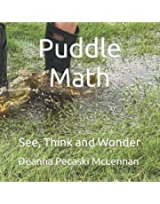 Puddle Math: See, Think and Wonder