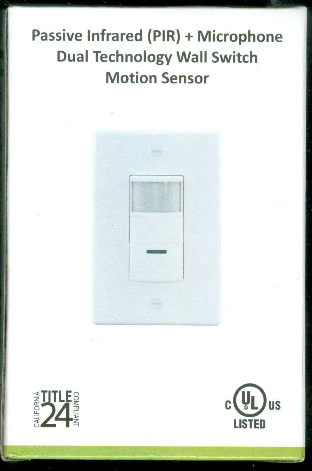 Wall Switch Motion Sensor