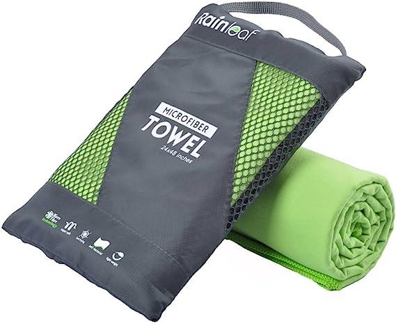 Rainleaf Microfiber Travel Towel