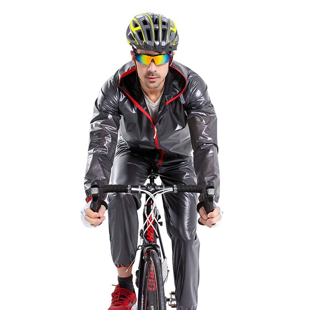 MYLJX Giacca da Bici Elegante Set Giacca da Bicicletta