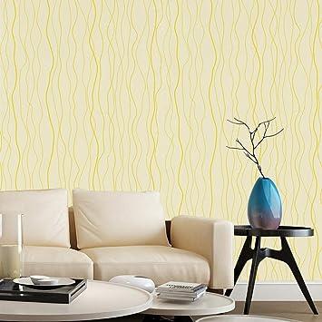 "Vinyl Glitter Gold Self Adhesive Wallpaper Furniture Film Sticker Bedroom 197/"""