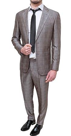 FB CLASS Giacca Uomo Elegante Slim Fit Blazer Cerimonia con