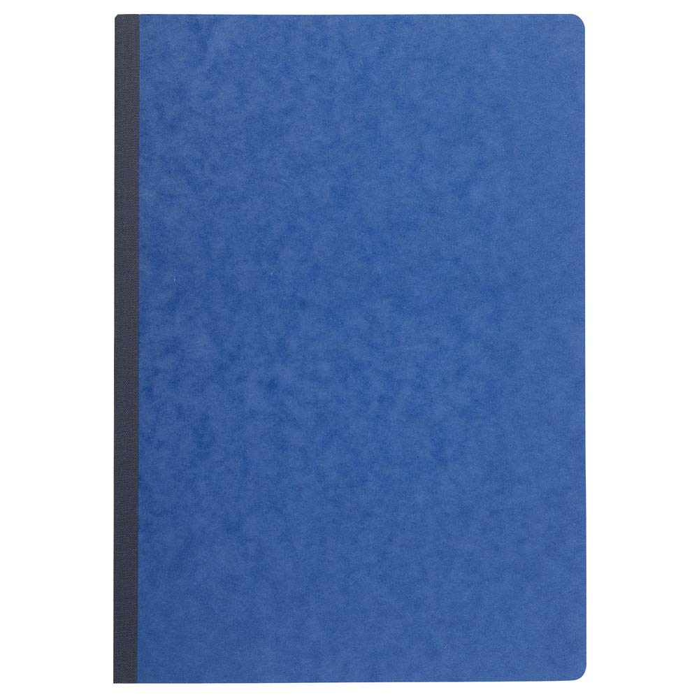 Exacompta 410E Notebook folioté Vertical Format 21x 29.7cm 80Pages Small Squares 110g/m²