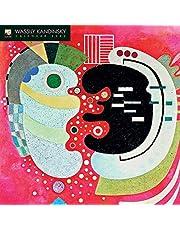 Wassily Kandinsky Wall Calendar 2022 (Art Calendar)