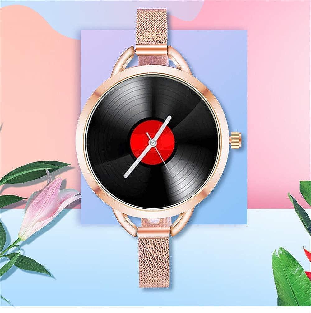 JiaMeng Pulsera del Reloj Pareja diseño Retro pájaro Chapado aleación aleación analógica Reloj de Pulsera de Cuarzo(Oro): Amazon.es: Ropa y accesorios