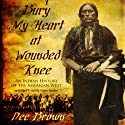 Bury My Heart at Wounded Knee: An Indian History of the American West Hörbuch von Dee Brown Gesprochen von: Grover Gardner