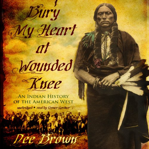 Bury My Heart at Wounded Knee: An Indian History of the American West Audiobook [Free Download by Trial] thumbnail