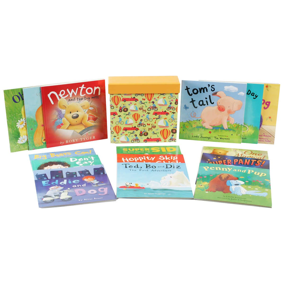 Download Sweet Bursting With Fun-Filled Adventures Keepsake Box of Busy Stories: 15 Book Box Set With Cool Tailored Keepsake Box With Lid For Convenient Storage - Perfect For Bedtime Or Naptime! pdf epub