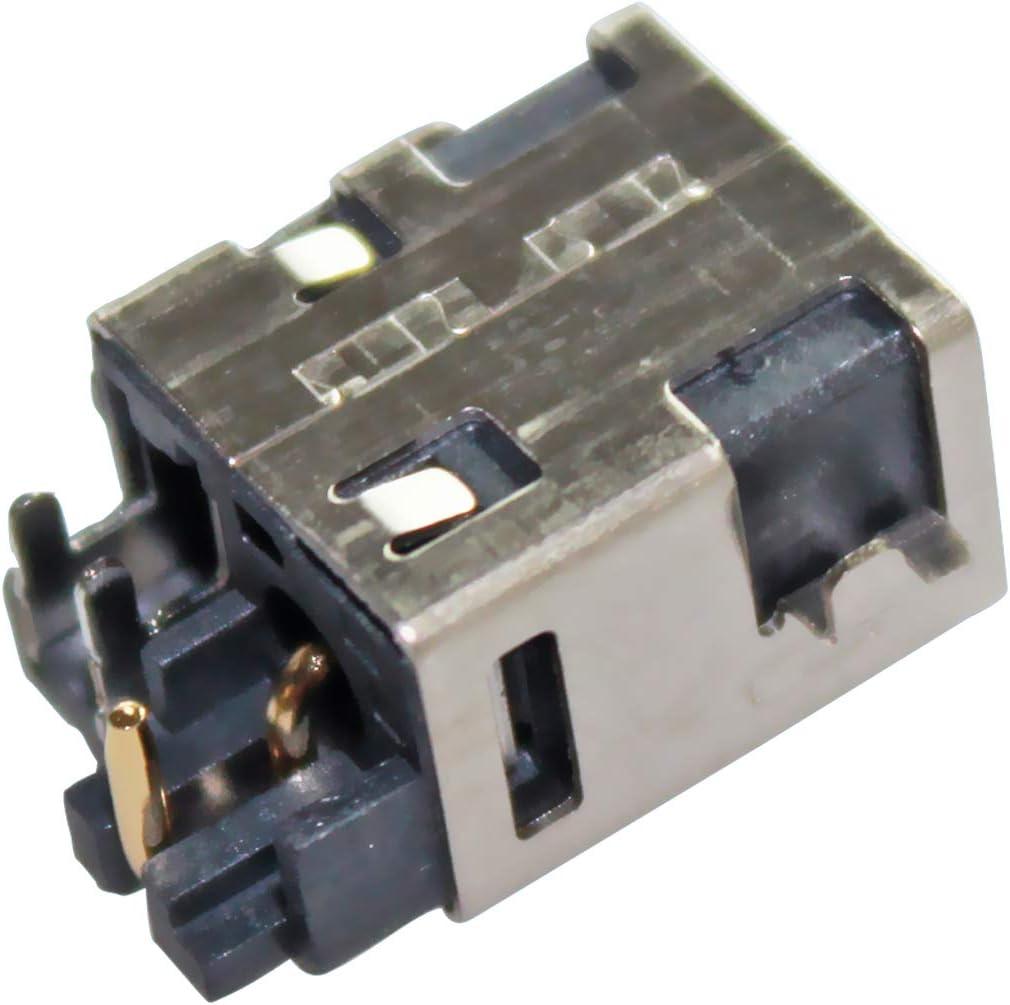 Zahara 3PCS DC Power Jack Socket Plug Charging Port Replacement for ASUS Q301L Q301LA S301LA