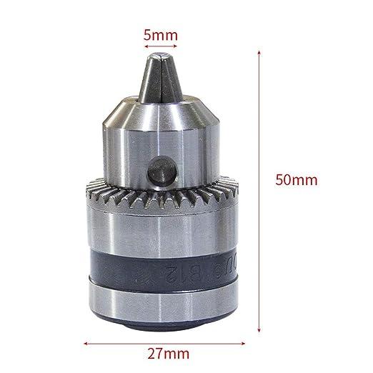 1X 12-24 V Drehmaschinen Motor 775 mit Miniatur Hand Bohr Futter und Montage me1