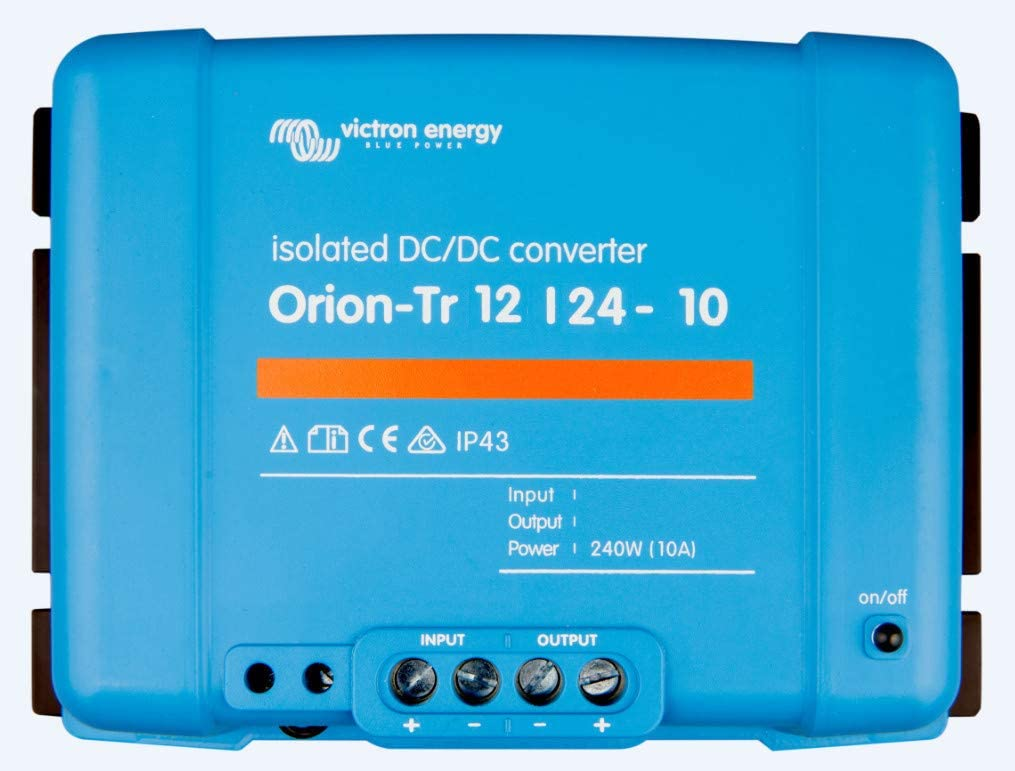 Victron Orion-Tr 12//24-15 360W DC-DC Spannungswandler isoliert