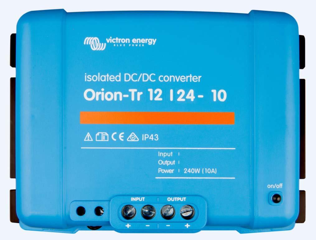 Victron Orion-Tr 12//24-5 isolierter DC DC Konverter 12V zu 24V 5A 120W