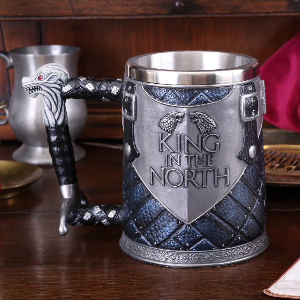 King of The North - Game Of Thrones Tankard