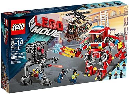 Lego The Lego Movie Rescue Reinforcements Construction Set 70813