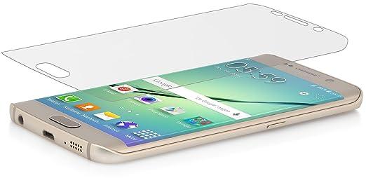 118 opinioni per StilGut, pellicola protettiva flessibile per Samsung Galaxy S6 Edge (2 pezzi)