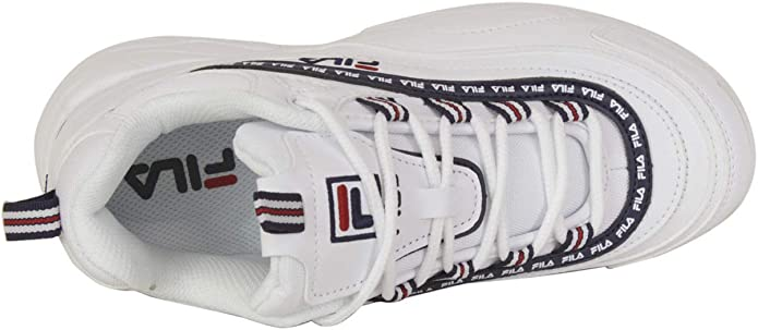Fila RAY Repeat: Amazon.co.uk: Shoes & Bags