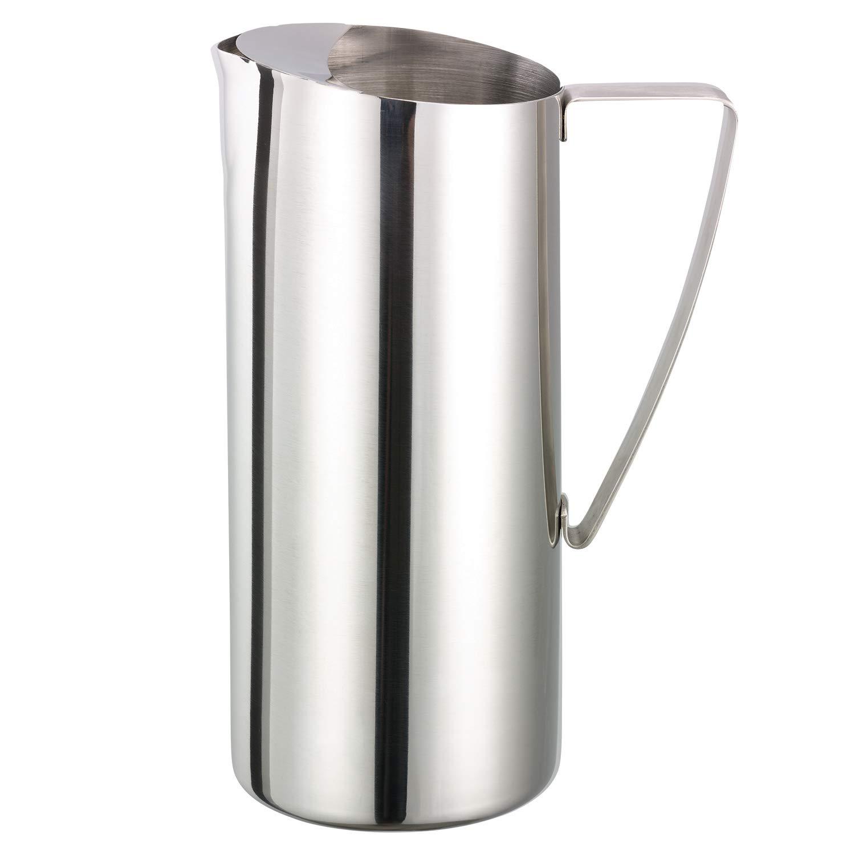 Servicio Ideas x7025 jarra de agua, acero inoxidable, pulido ...