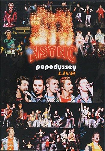 DVD : *NSYNC - 'N Sync: Popodyssey Live (DVD)