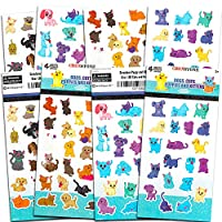 Crenstone Puppy and Kitten Stickers ~ Over 160 Puppies and Kittens Stickers