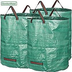 GardenMate 3-Pack 72 Gallons Garden Waste Bags