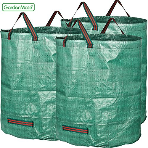 GardenMate 3-Pack 72 Gallons Garden Waste - Refuse Garden Bag
