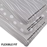 Changing Pad Cover Set | Cradle Sheet 2 Pack