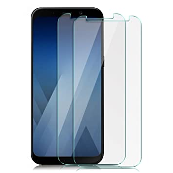 separation shoes 972f4 d7282 [2 Packs] Huawei Honor 9 Lite Screen Protector, Honor 9 Lite Tempered Glass  Screen Protector, Anti-Scratch HD Clear Screen Guard for 5.65'' Huawei ...