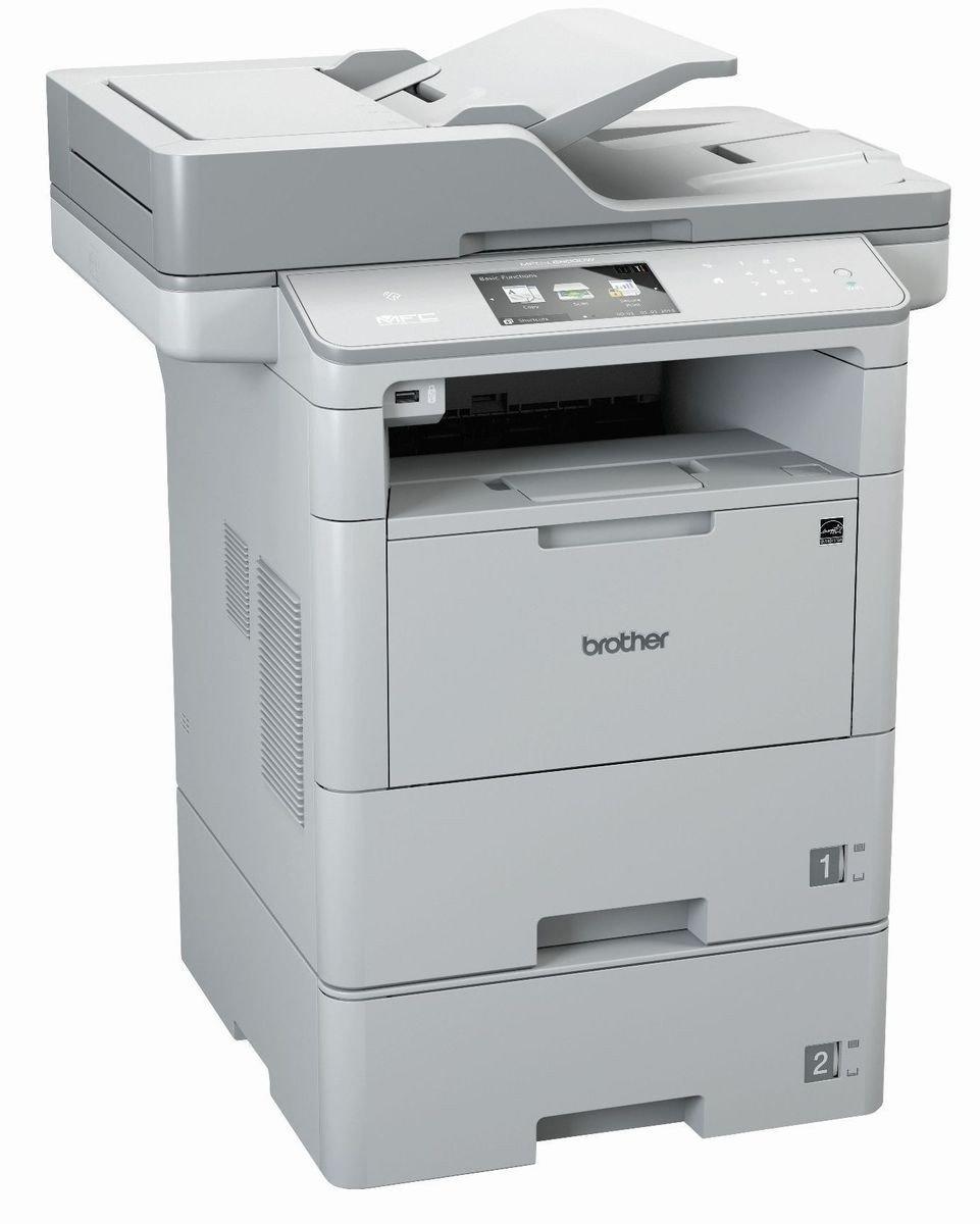 Brother mfcl6800dwtg4 Mono Laser - Impresora multifunción: Amazon ...