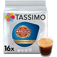 Tassimo Café Marcilla Descafeinado - 80 Cápsulas (T