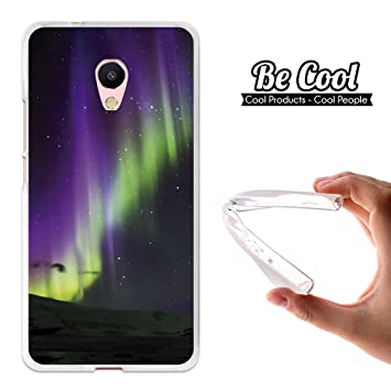 BeCool Funda Gel Flexible para Meizu M5s, Carcasa TPU ...