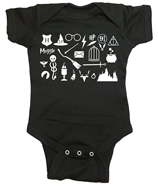 cf7e76a4a2b Image Unavailable. Image not available for. Color  Harry Potter Baby ...