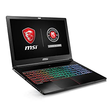 "MSI GS63VR STEALTH PRO-078 15.6"" 120Hz 3ms Ultra Thin and Light Gaming Laptop i7-7700HQ GTX 1070 8G 16GB 256GB SSD + 1TB, Aluminum Black Internal Solid State Drives at amazon"