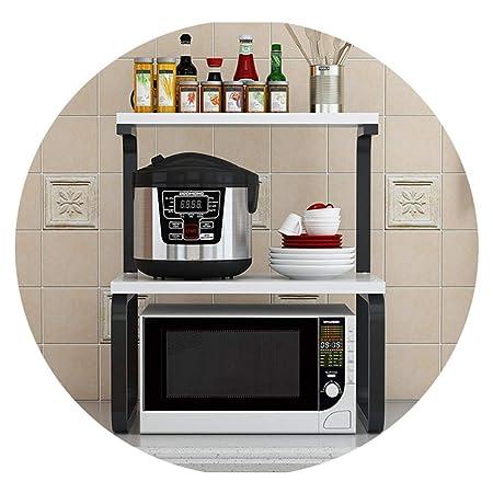 Estante Para Horno De Microondas De Cocina, Estante De ...