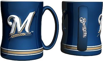 Two Tone Mug Milwaukee Brewers 15oz