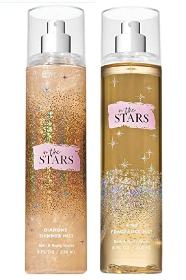 Amazon com : Bath and Body Works IN THE STARS Diamond