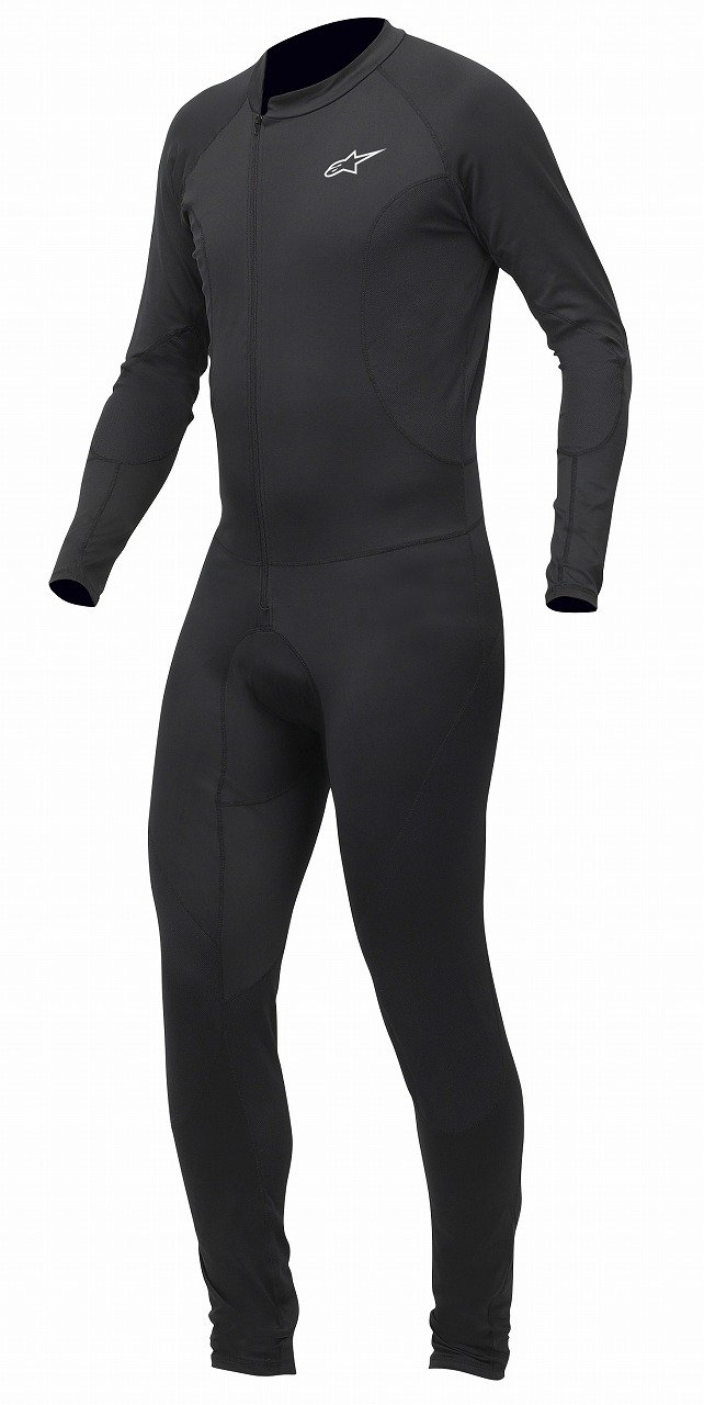 Alpinestars Summer Tech Race Undersuit (Black, Medium)