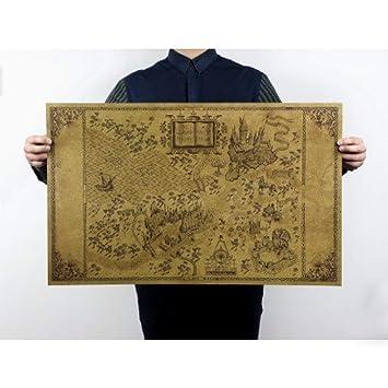 China Mapa Vintage Náutico Inglés Mapa Del Mundo ...