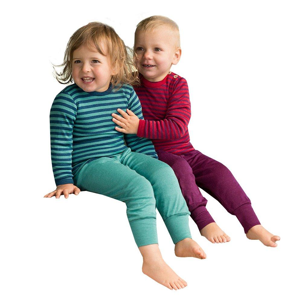 2 Farben Baby Pulli Wolle Seide Gr Engel Natur 62//68-110//116