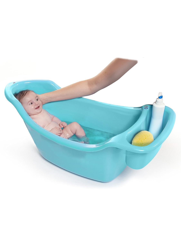 Amazon.: Babymoov Baignoire Baby Boat Bleu : Baby Bathing