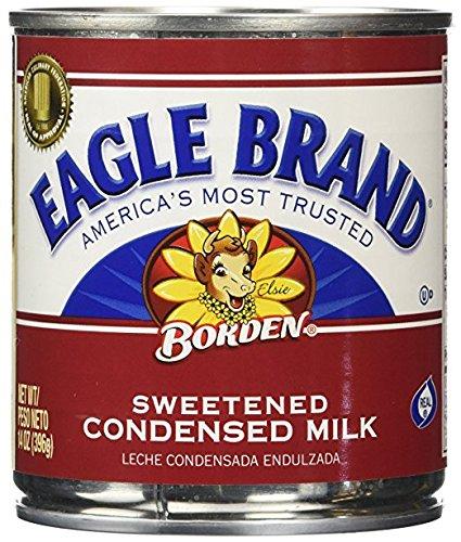 Amazon.com : Eagle Brand Sweetened Condensed Milk, 4 pk./14 oz ...