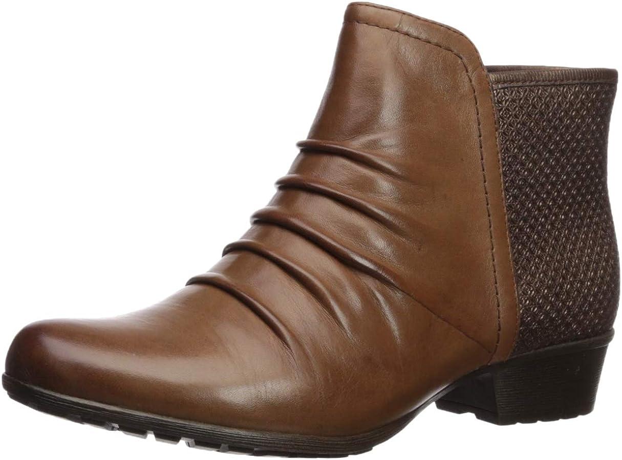 Max Seasonal Wrap Introduction 64% OFF Cobb Hill Women's Gratasha Panel Ankle Boot