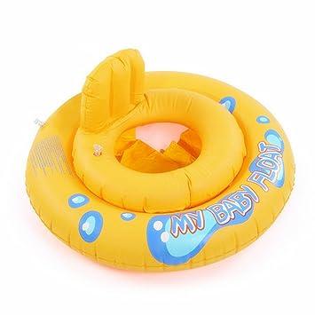 LEISU Inflable Flotador Hinchable Anillo de Natación Flotador con Manija para Bebé 6-36 mes 1-3 Años de Edad: Amazon.es: Juguetes y juegos