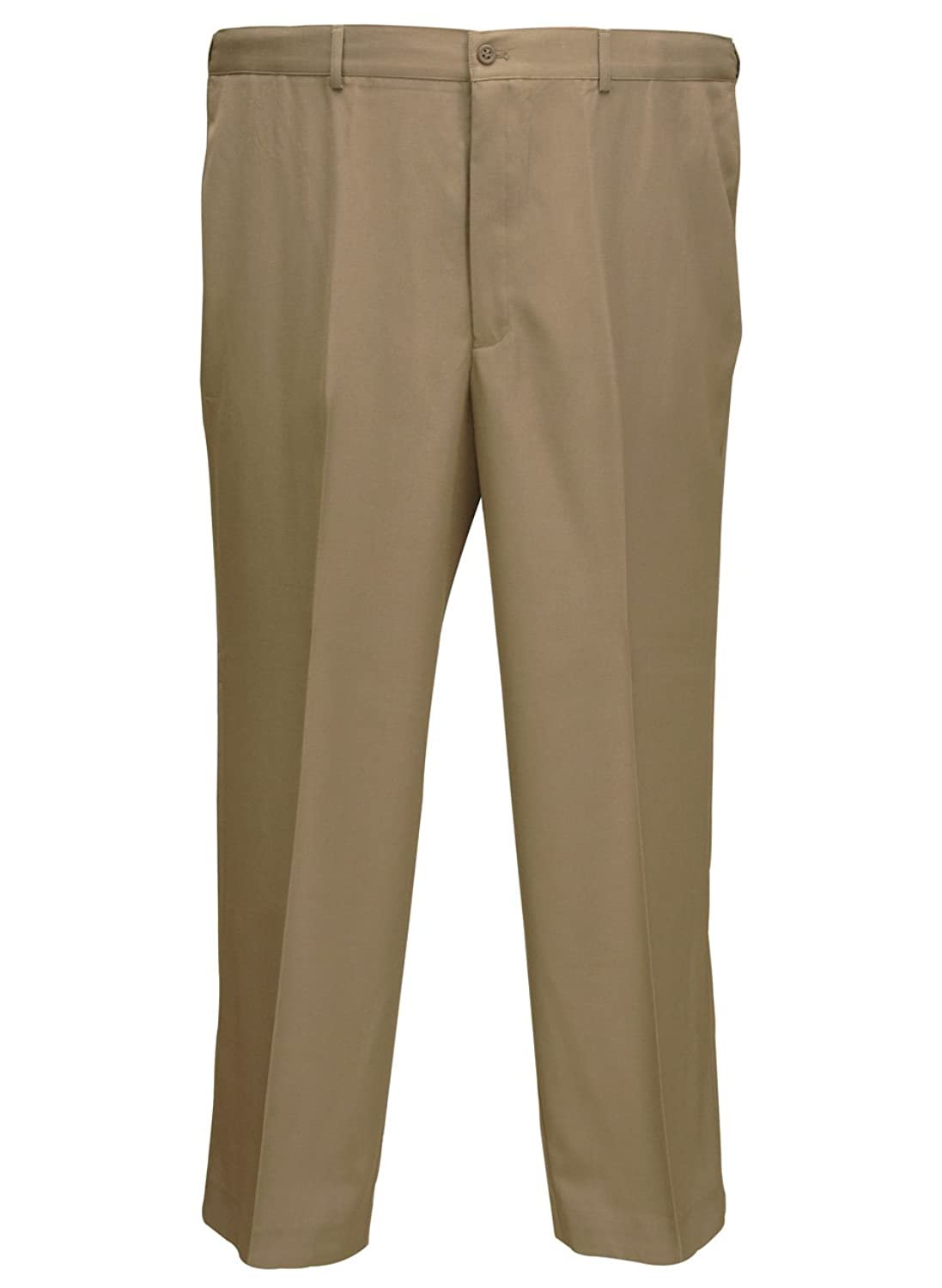 Oakman Active Stretch Trousers 48 Long Cotton Beige