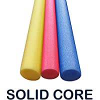 Oodles of Noodles 3 Pack 55 Inch x 2.75 Inch Extra Long Foam Noodle Multi-Purpose - Assorted Colors